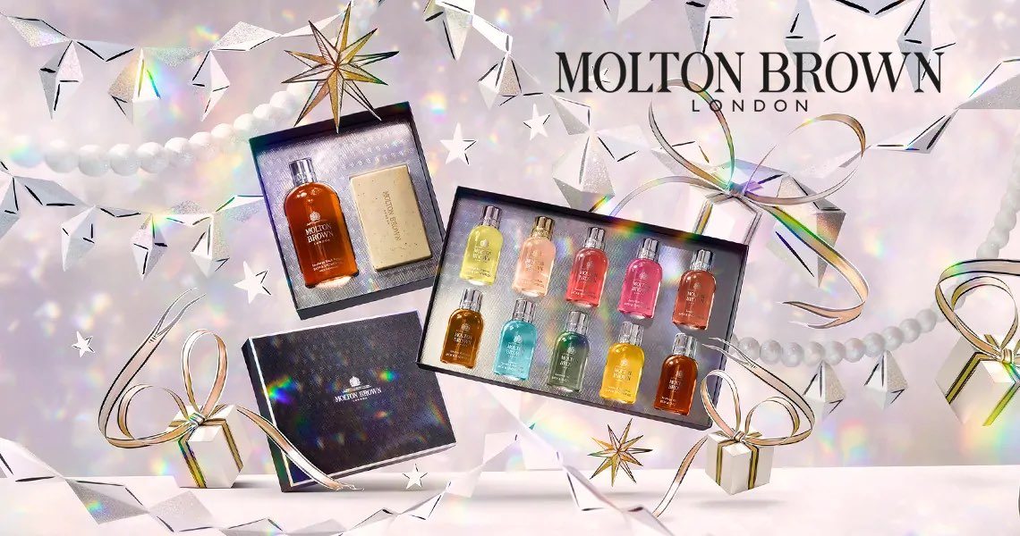Molton Brown in our online store Thaler