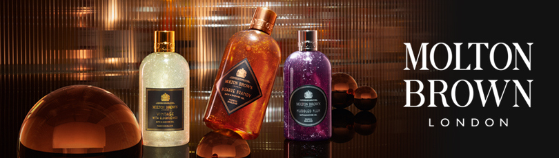 Molton Brown Oud Accord & Gold Shower Gel