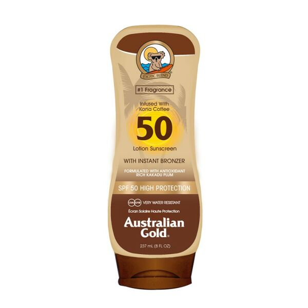 SPF15 Sun Protection Lotion with bronzer 237ml
