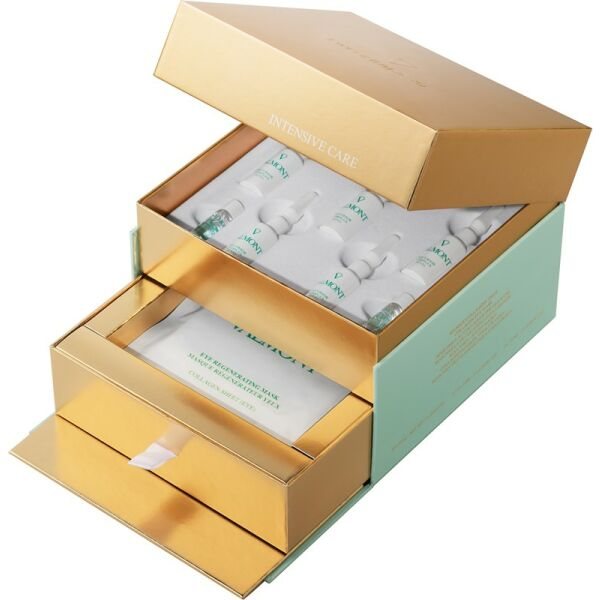 Intensive and Complementary Cares Eye Regenerating Mask Treatment 5 Feuilles